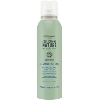 Shampoing sec tons foncés Collections Nature 200ml