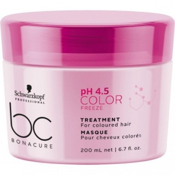 Masque PH 4.5 Color Freeze Schwarzkopf 200ml