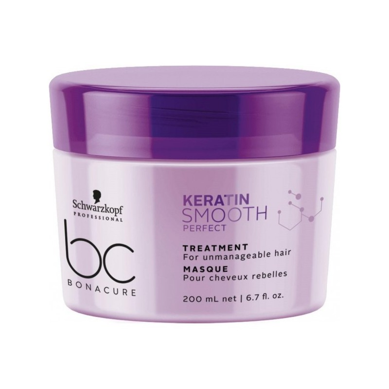 Masque BC Keratin Smooth Perfect Schwarzkopf 200ml