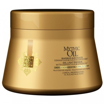 Masque Mythic Oil Cheveux normaux fins 200 ML