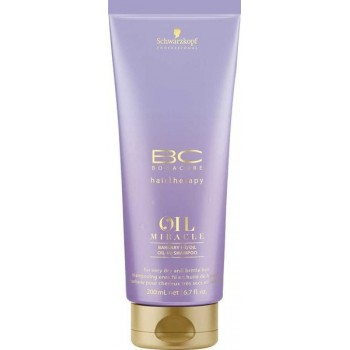 BC Shampoing Oil Barbary...