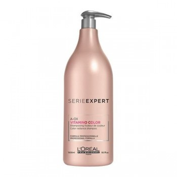 Shampoing Vitamino color Fixateur de Couleur 1500ml